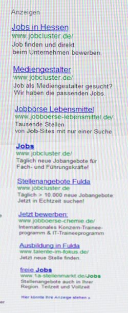 Google-Adwords-Kampagnen