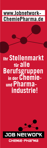 Banner JOBNetWORK Chemie Pharma